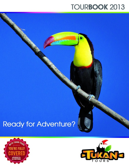 Tukan Tours Costa Rica!