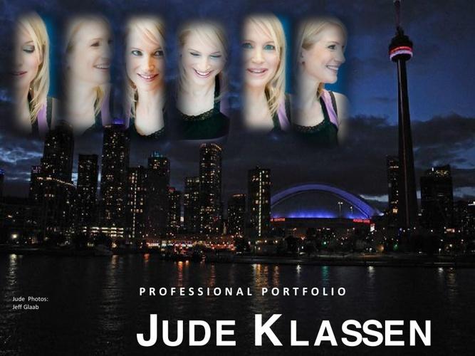 Jude Klassen's Portfolio