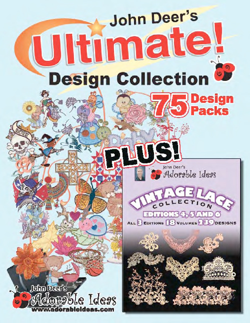 Adorable Ideas Ultimate Design Collection