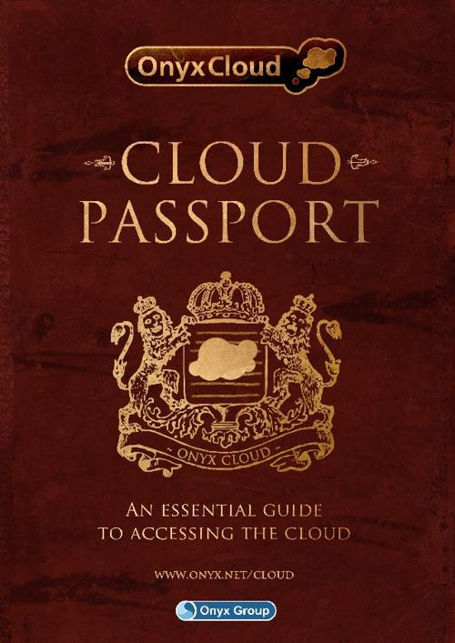 Onyx Group Cloud Passport