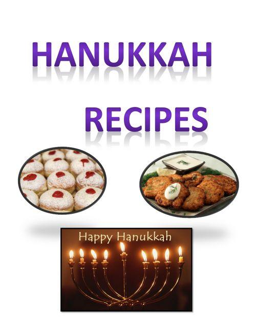 Hanukkah Recipe Book