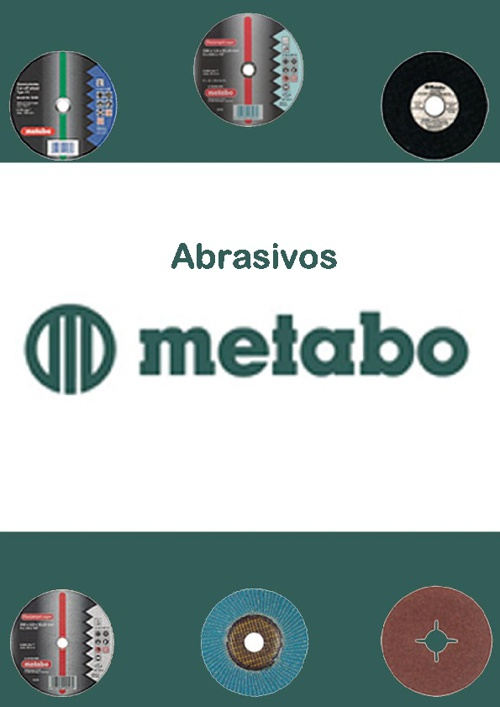 Catalogo Abrasivos Metabo