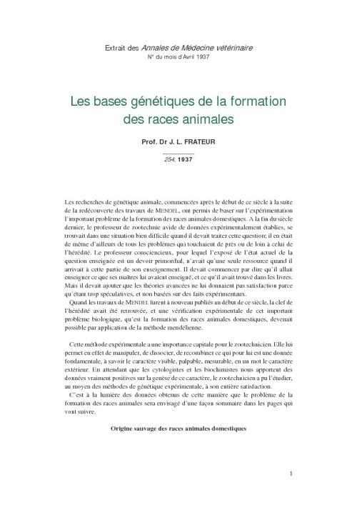 Frateur J.L. Publicaties 254,256,257