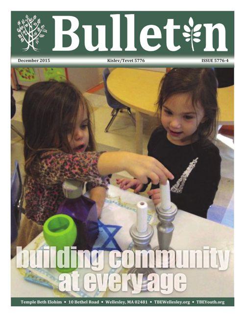 December Bulletin 2015