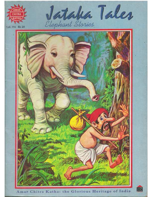 Jataka Tales-Elephant Stories