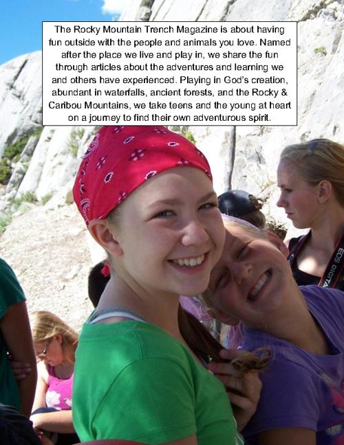 Rocky Mountain Trench Magazine