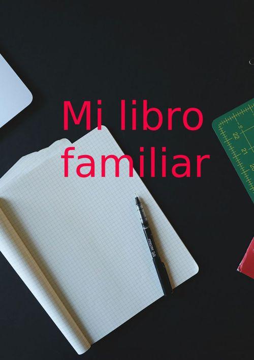 libro familiar