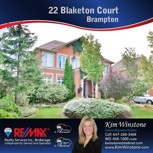 22 Blaketon Court Brampton