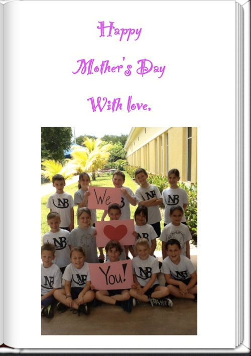 Happy Mother's Day - Mrs. Ciccone