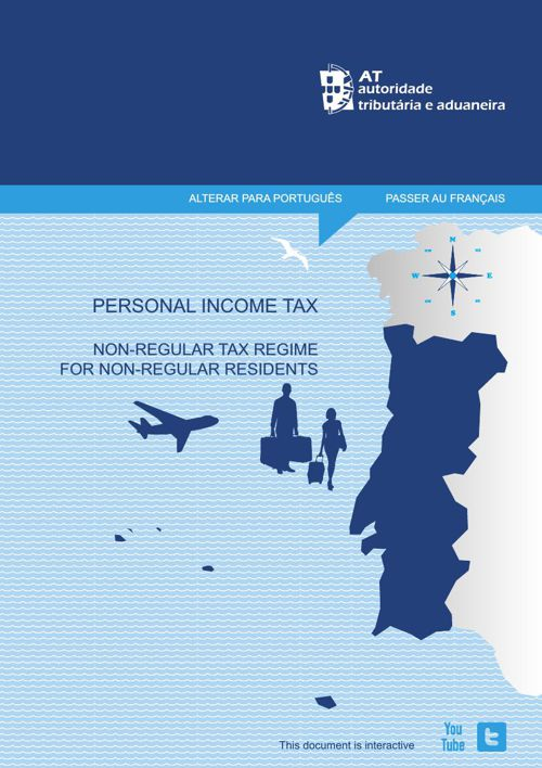 Taxation of Income of Non-Habitual Residents