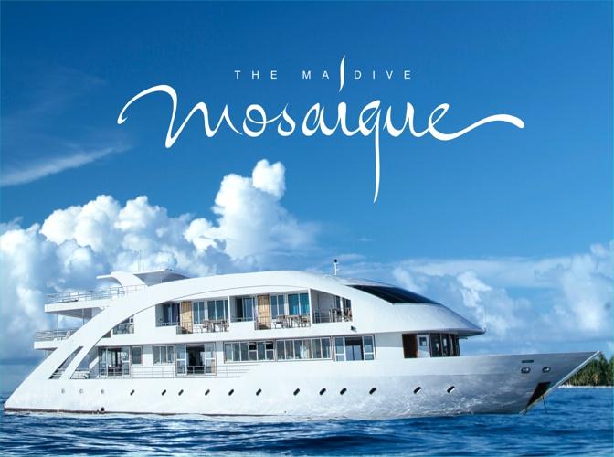 Maldive Mosaique Brochure 2013
