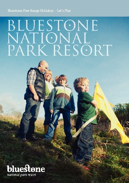 Lets Play Bluestone National Park Resort Brochure 2012