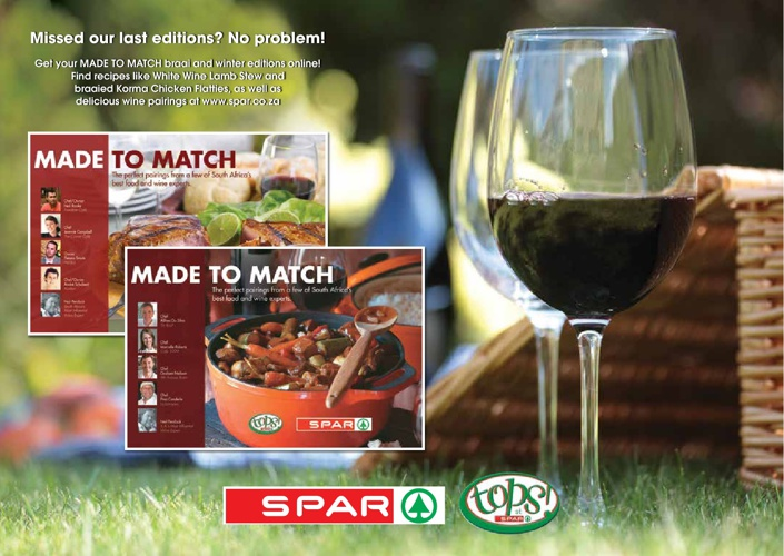 SPAR Made to Match