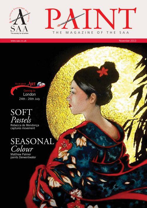 Paint Magazine November 2013