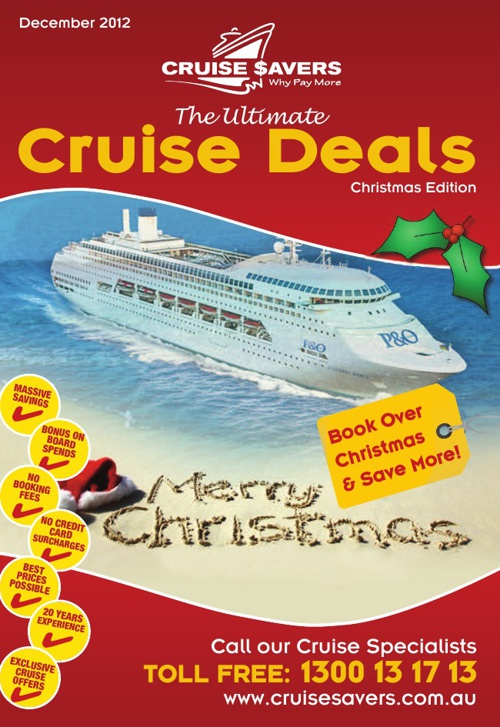 Christmas Cruise Deals