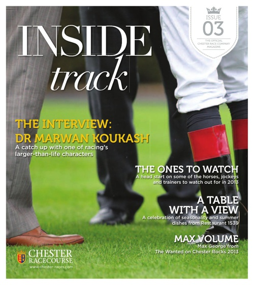 Inside Track | Issue 03