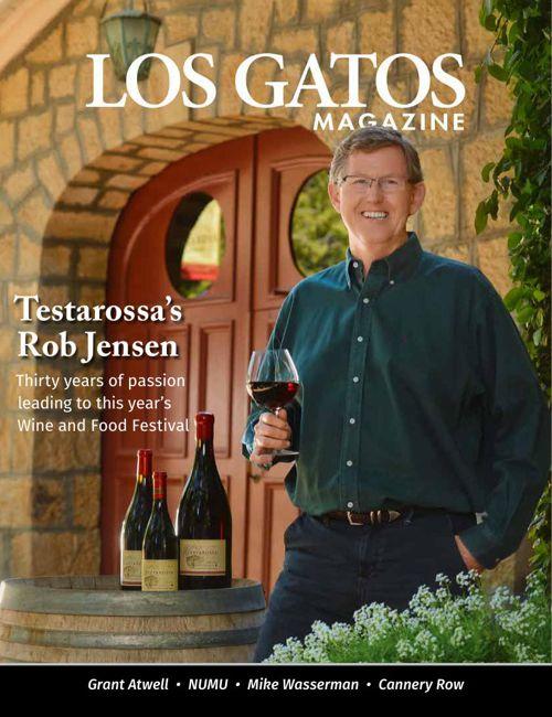Los Gatos Magazine May 2015