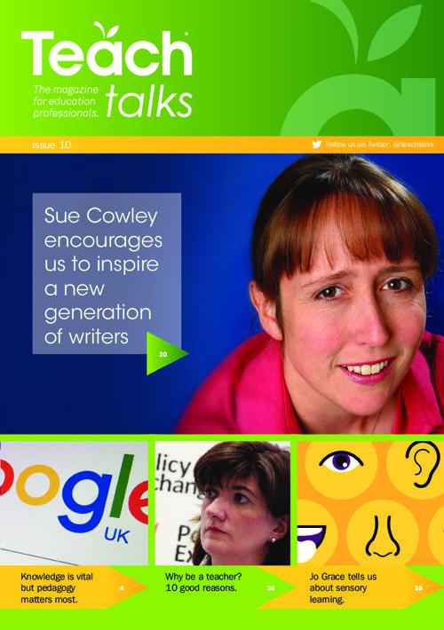 TeachTalks Issue 10