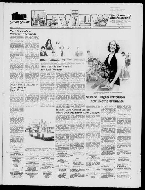 Review June 1977