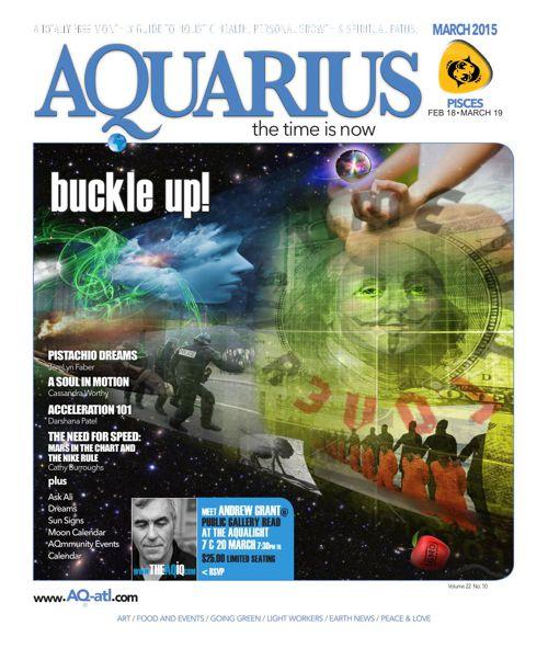 Aquarius March 2015