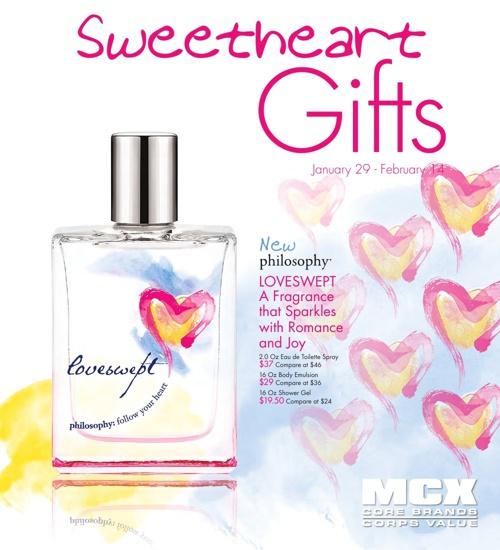 MCX  Sweetheart Gifts