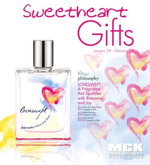 MCX  Sweetheart Gifts