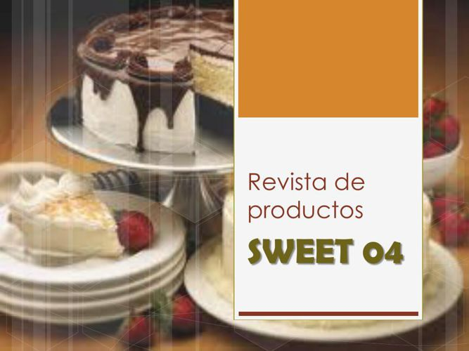 Revista de productos