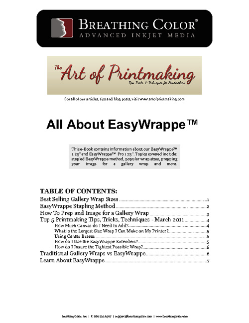 All About EasyWrappe