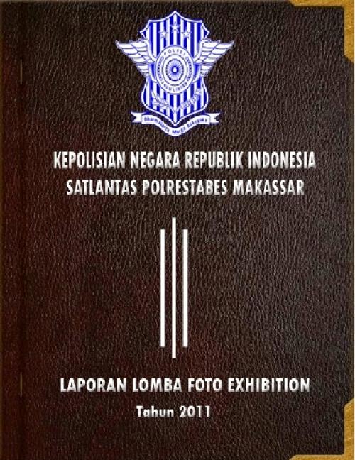 Laporan Lomba Foto Exhibition Satlantas Polrestabes Makassar