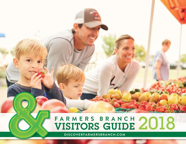 Farmers Branch Official Visitors Guide 2018