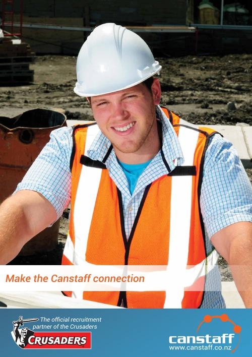 Canstaff - Mark von Huben Profile