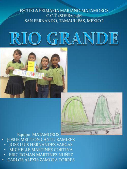matamoros (rio grande)