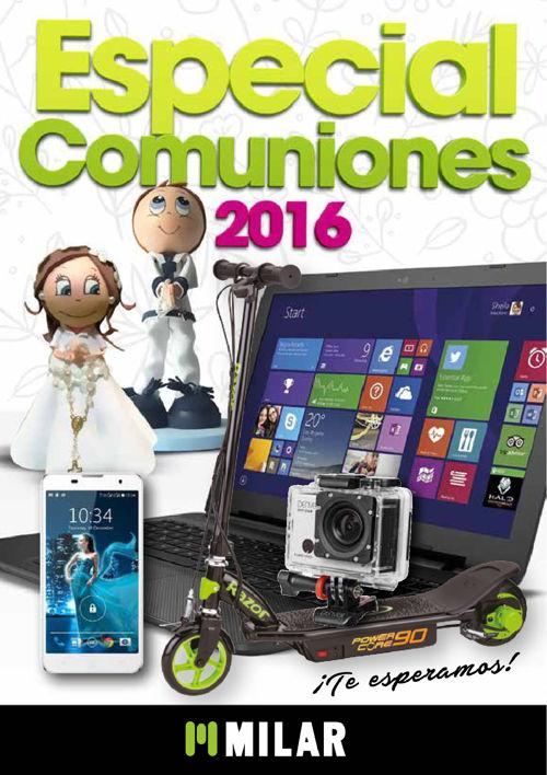 Raf MOLINS Comuniones 2016