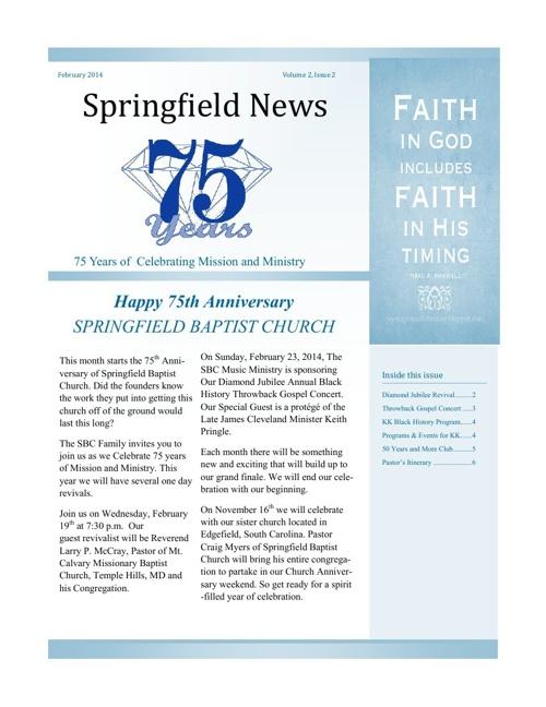 february 2014 newsletter 2