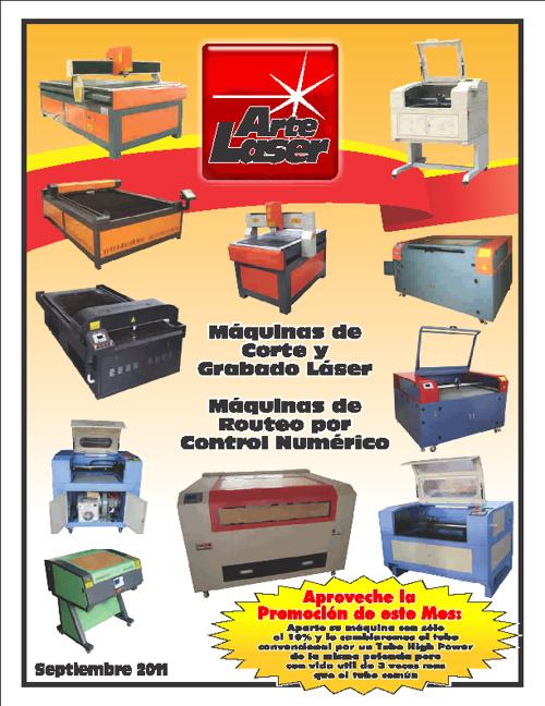 Catalogo Artelaser 2011