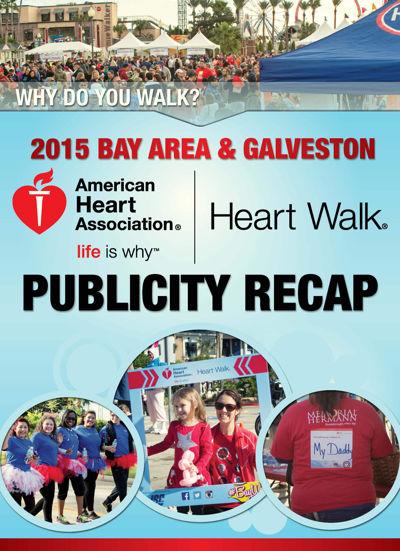 2015-2016 Bay Area Heart Walk