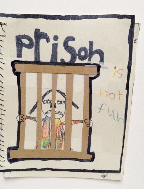 Prison is not fun