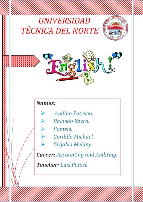 PRESENTACION INGLES 20-07-2016