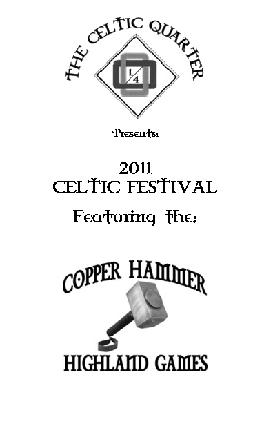 2011 Celtic Festival Program