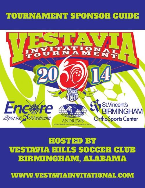 VIT 2014 Tournament Sponsor Program