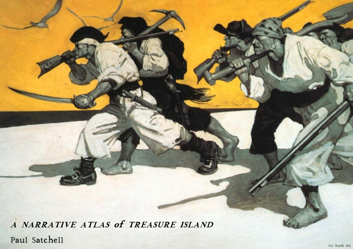 Treasure Island - A narrative atlas
