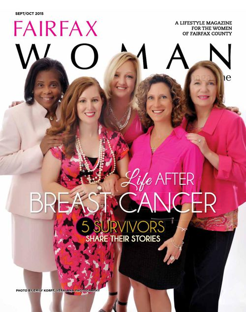 Fairfax Woman Magazine September/October 2015 Issue