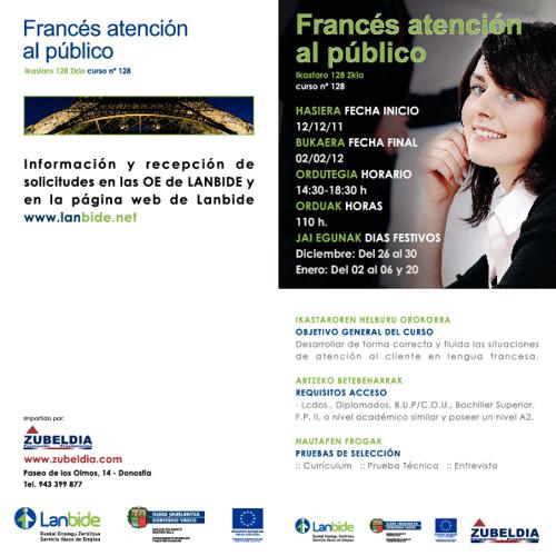 Francés Atención al Público