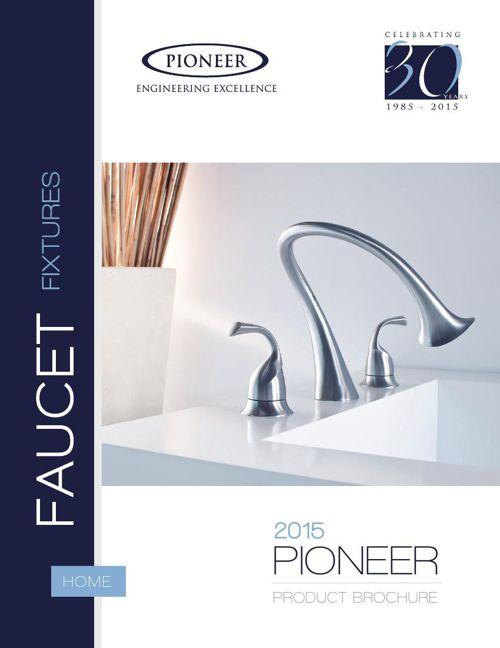 Pioneer 2015 Product Brochure