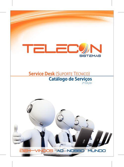 Catalogo de Serviços - Suporte - A5 - Edição 2