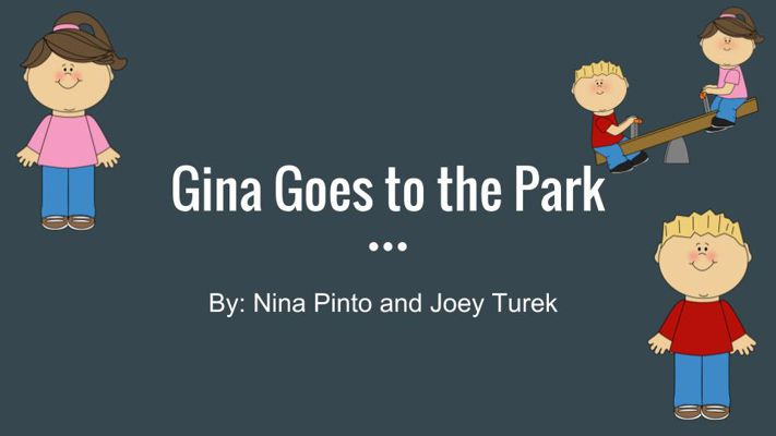 Gina Goes to the Park