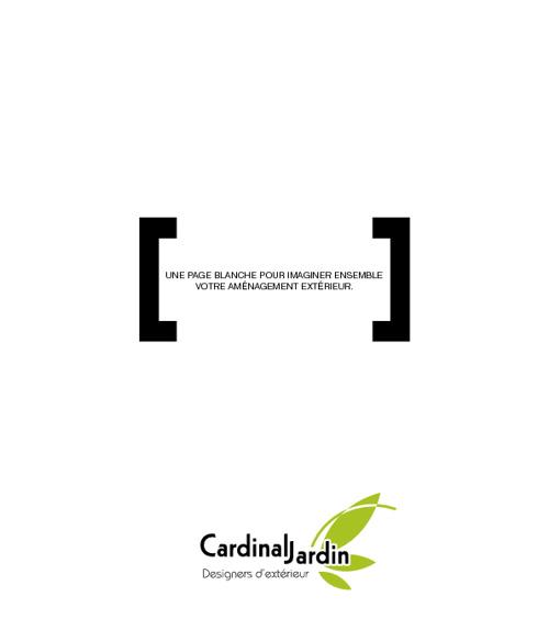 Catalogue Cardinal Jardin