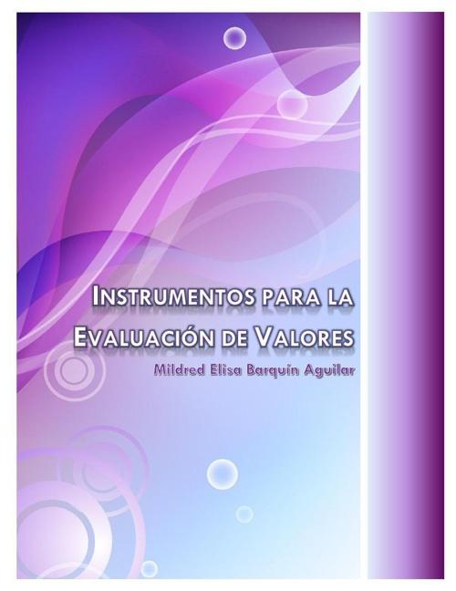 Instrumentos para la evaluación de valores2