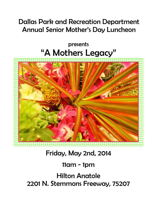 Copy of Mother's Day 2014