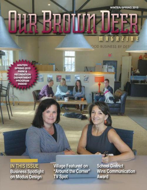 Our Brown Deer Magazine Dec 2014